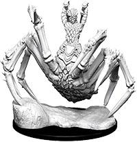 Dungeons & Dragons Nolzur`s Marvelous Unpainted Miniatures: W10 Drider Game Box