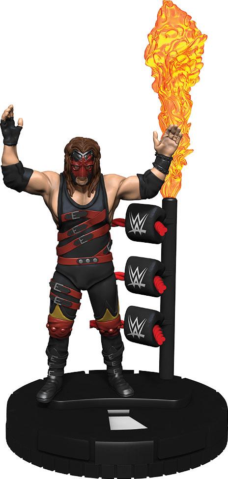 Wwe Heroclix: Kane Expansion Pack Game Box