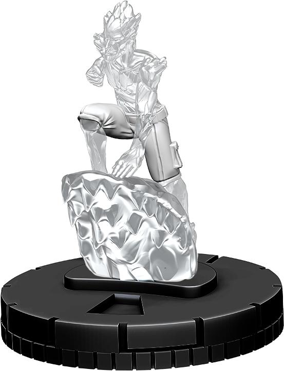 Marvel Heroclix: Deep Cuts Unpainted Miniatures - Iceman