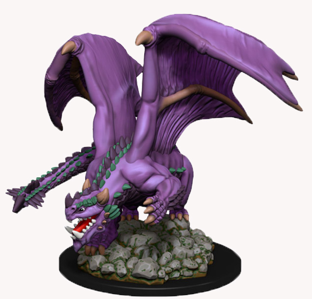 Wizkids Wardlings: W4 Dragon Game Box