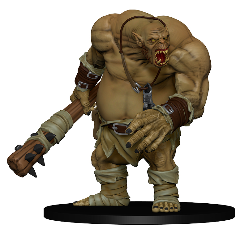 Dungeons & Dragons Fantasy Miniatures: Icons Of The Realms Monster Pack Cave Defenders