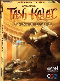 Tash-kalar: Arena Of Legends Box Front