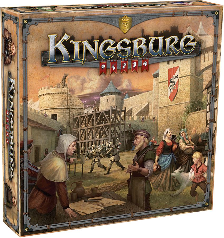 Kingsburg Box Front