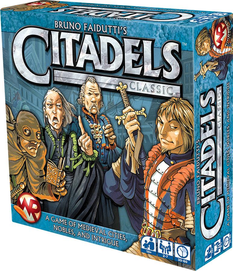 Citadels: Classic Box Front