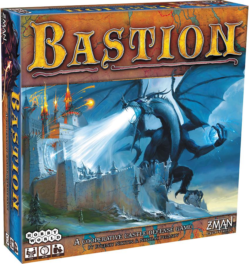 Bastion Box Front