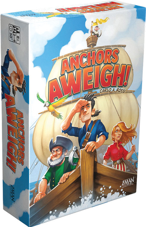 Anchors Aweigh! Box Front