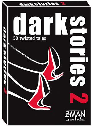 Dark Stories 2 Box Front