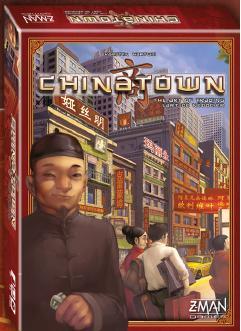 Chinatown Box Front
