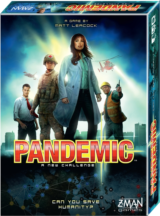 Pandemic Box Front
