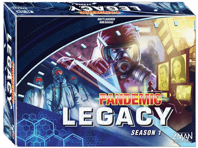 Pandemic: Legacy Season 1 (Blue Box)