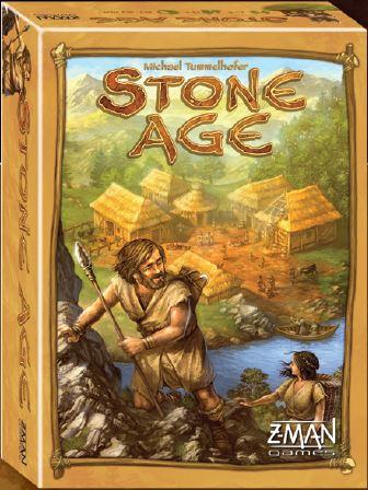 Stone Age Box Front