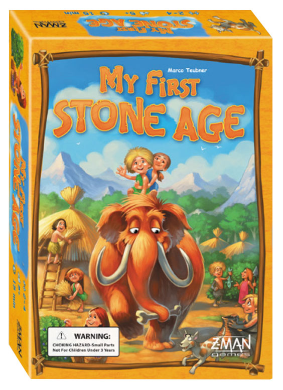 My First Stone Age Box Front