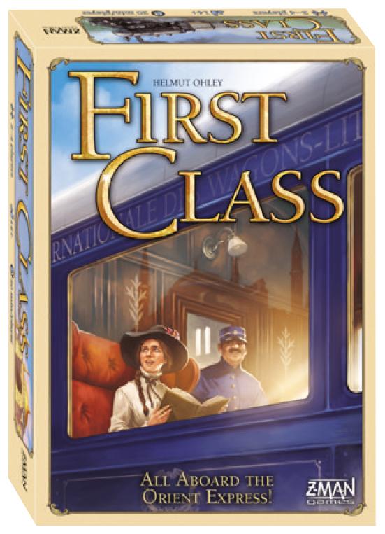 First Class: Orient Express Box Front