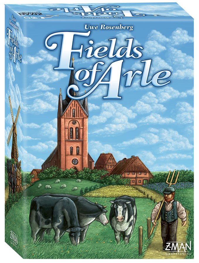 Fields Of Arle Box Front