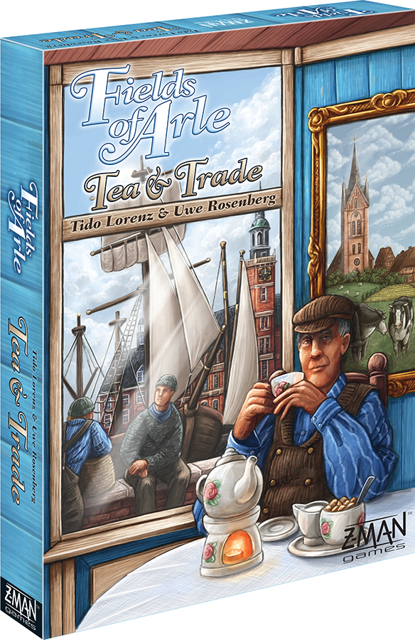 Fields Of Arle: Tea And Trade Expansion Box Front