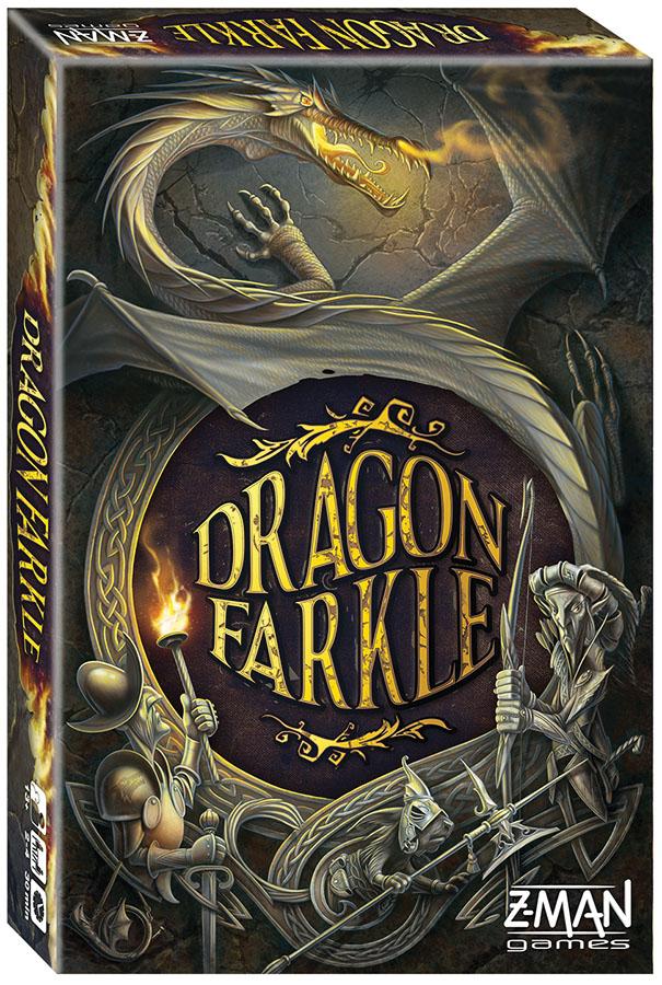 Dragon Farkle Box Front