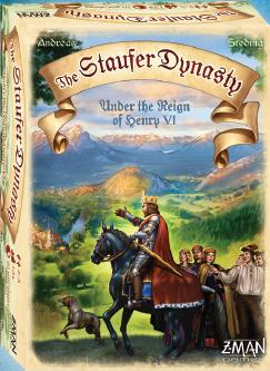 The Staufer Dynasty Box Front