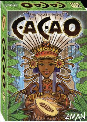 Cacao Box Front