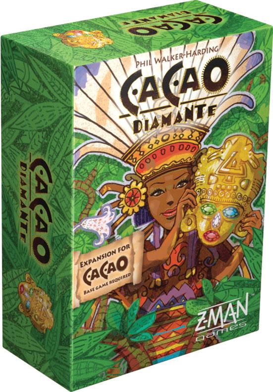 Cacao: Diamante Expansion Box Front
