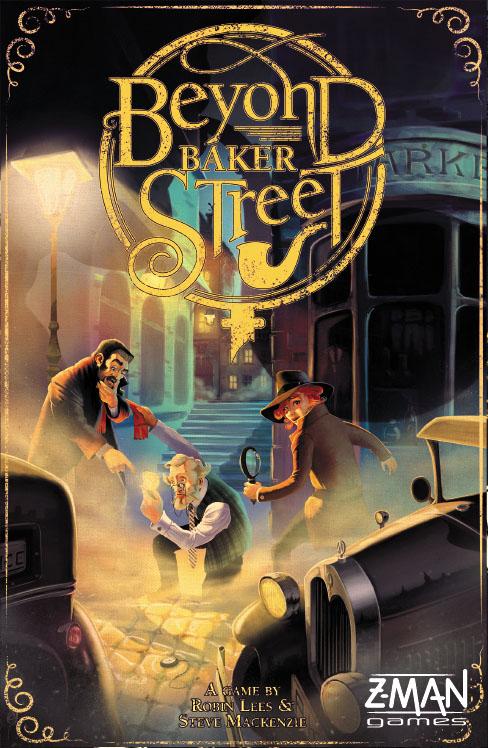 Beyond Baker Street Box Front