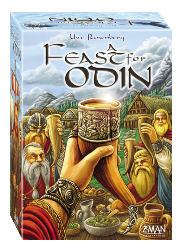 A Feast For Odin Box Front