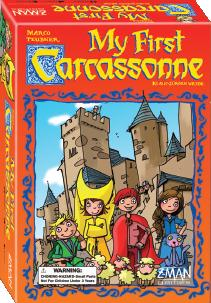 My First Carcassonne Box Front