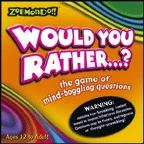Would You Rather...?: Board Game Box Front