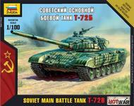 Hot War: T-72b Main Battle Tank Box Front