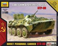 Hot War: Soviet Btr-80 Apc Box Front