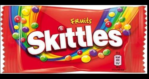 Skittles Fruit Candy