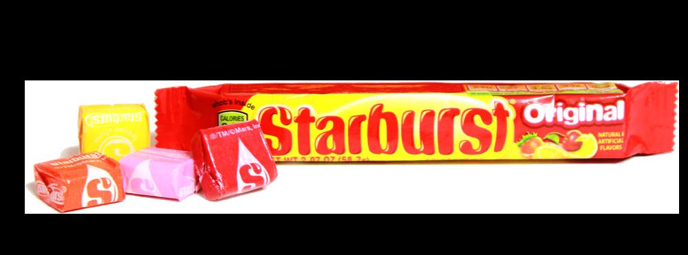 Starburst Fruit Candy