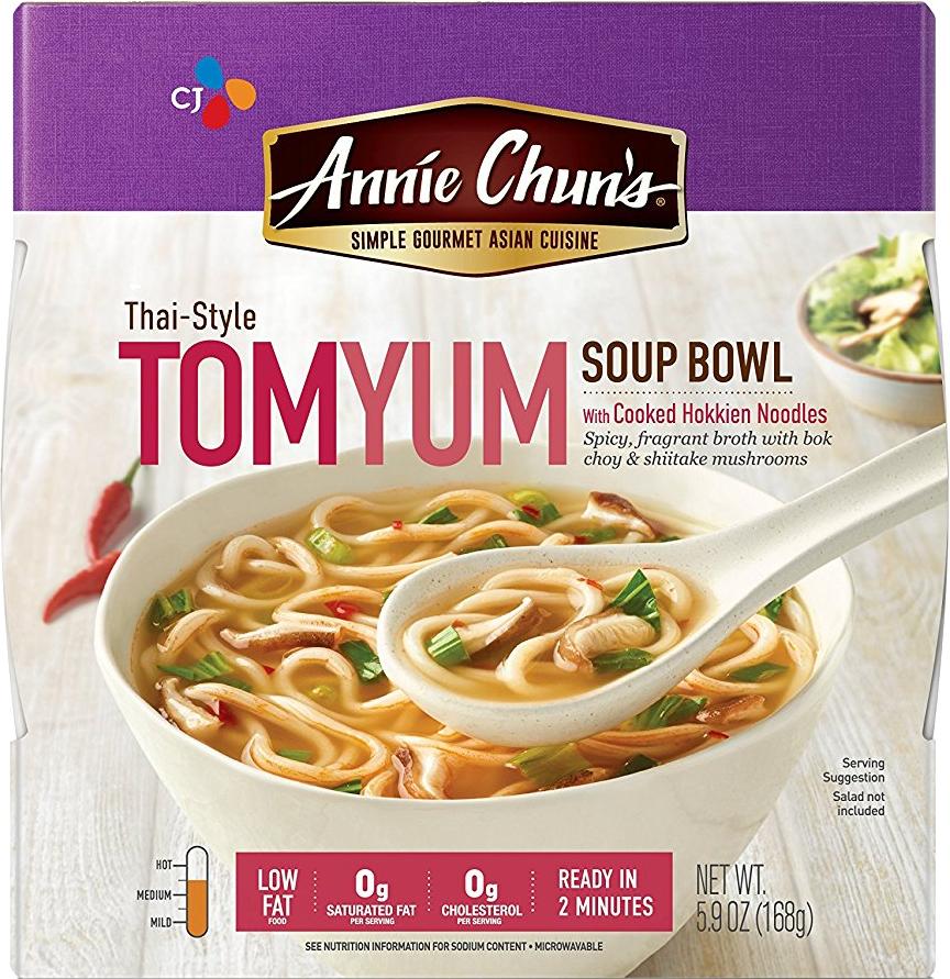 Annie Chun's Soup Bowl with Noodles