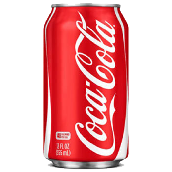 Soda Can - Coke (12oz)